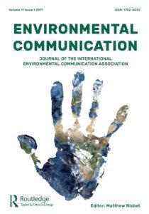 Environmental Communication cover